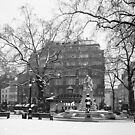 Leicester Square Snow by berndt2