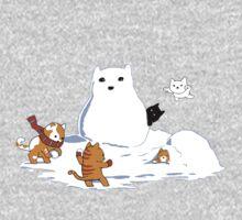 Snowcat One Piece - Long Sleeve