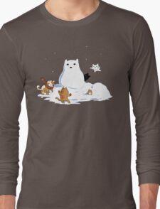 Snowcat Long Sleeve T-Shirt
