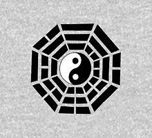 Pakua - Eight Trigrams design (Black) Unisex T-Shirt