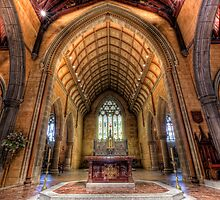 St Patrick's Cathedral • Ballarat • Victoria by William Bullimore