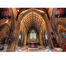 St Patrick's Cathedral • Ballarat • Victoria Photographic Print