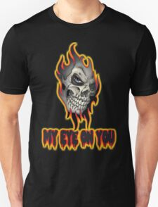 Cool Skull Design T-shirt T-Shirt
