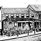 Irish Pub, Ireland  by Monica Engeler
