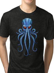 Mechanical Octopus Tri-blend T-Shirt