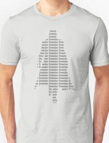 Director Fury T-Shirt