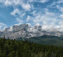 The Mountains Revealed by Kristin Repsher