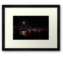 Bridge of Reflection Framed Print