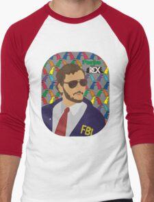 Parks and Rex Men's Baseball ¾ T-Shirt