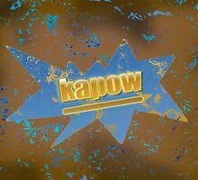 KAPOW! by rjparjay