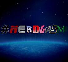 #NERDGASM sci-fi by edgarascensao