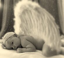 A Little Angel by Evita