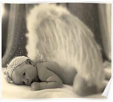 A Little Angel Poster