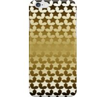 Yellow Stars Fade iPhone Case/Skin