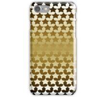 Yellow Stars Fade iPhone Case/Skin