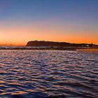 Collaroy Pool with Long Reef Background by DRG2010