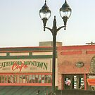 Downtown Weatherford, Texas by Susan Russell