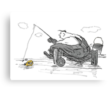 Can You Guess the Cartoodle? Canvas Print