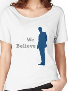 We Believe in Grant Ward Women's Relaxed Fit T-Shirt