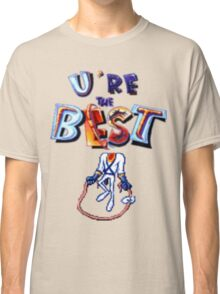 Earthworm Jim - You're The Best Classic T-Shirt