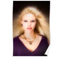 The Golden Goddess Poster