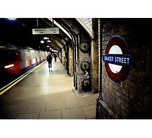 Baker Street Underground Photographic Print