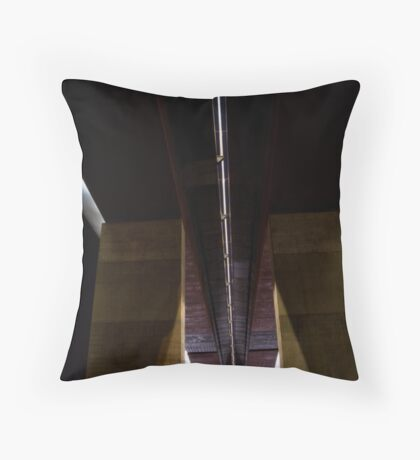 Below deck BB Throw Pillow