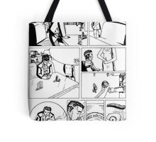 HSC Major Work Comic page 1 Tote Bag
