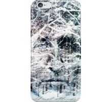 I Went to the Woods iPhone Case/Skin
