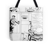 HSC Major Work Comic page 3 Tote Bag