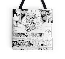 HSC Major Work Comic page 4 Tote Bag