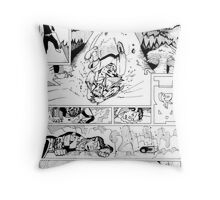 HSC Major Work Comic page 4 Throw Pillow