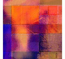 Building blocks of confidence Photographic Print