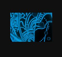 Glowing Bacterial Art - Abstract T-Shirt