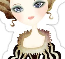 Madame Cupcake Sticker