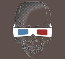 3D SKULL IN YOUR FACE by Likely Lads