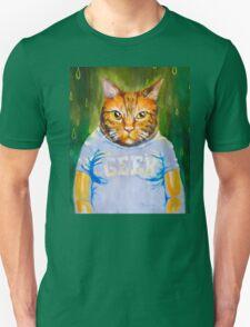 Geeky Cat T-Shirt