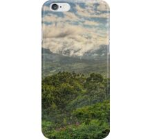 Tallebudgera Valley views iPhone Case/Skin
