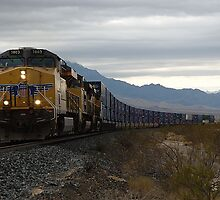 Union Pacific by WilliamtheIVth