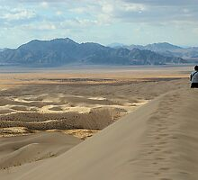 Mojave Desert; California by WilliamtheIVth