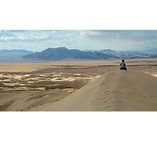 Mojave Desert; California Photographic Print