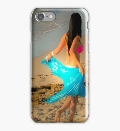 The Sea's Wife is the Wind iPhone Case/Skin