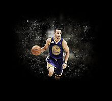 stephen curry by Luvee