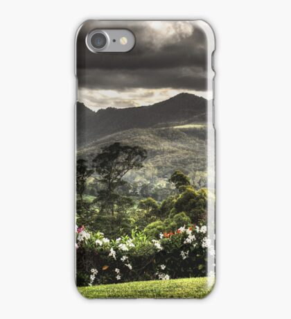 Tallebudgera Valley iPhone Case/Skin