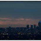 Perth Sunset by Juanita Marchesani