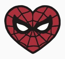 I <3 Spider-man v.2 One Piece - Long Sleeve