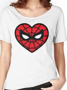 I <3 Spider-man v.2 Women's Relaxed Fit T-Shirt