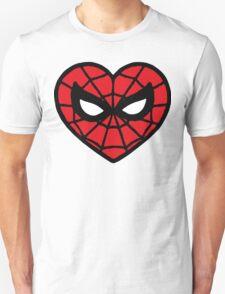 I <3 Spider-man v.2 Unisex T-Shirt