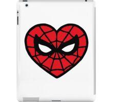 I <3 Spider-man v.2 iPad Case/Skin
