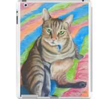 Lupin, King of Cats! iPad Case/Skin
